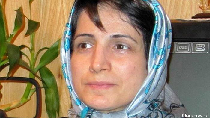 Nasrin Sotoudeh (iran-emrooz.net)