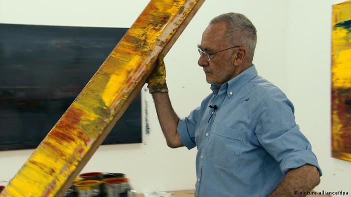 Gerhard Richter, najskuplji je živući umjetnik na svijetu