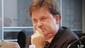 Вильфрид Ильґе, эксперт Немецкого общества внешней политики (DGAP)