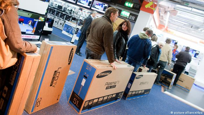 Private consumption to prop up German economy in 2013