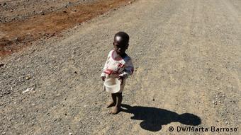 Rohstoffprojete in Afrika /Kohleabbau in Mosambik