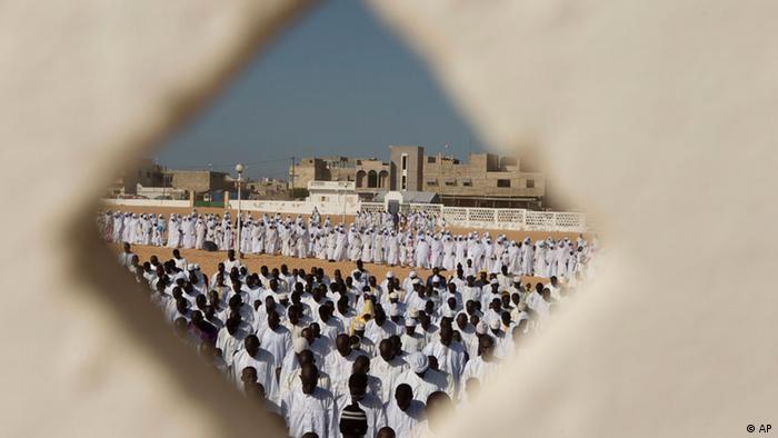 Bildergalerie muslimisches Opferfest Eid al Adha 2012