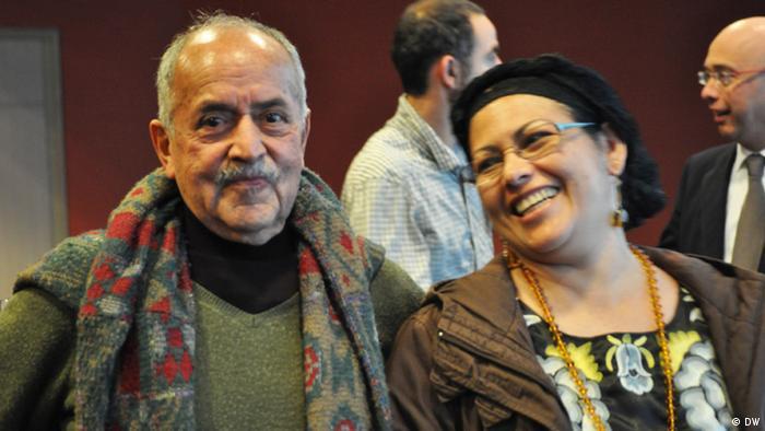 Bettina Cruz, por la Asamblea de Pueblos Indígenas, y Rodolfo Chávez, por CECOP, organización campesina