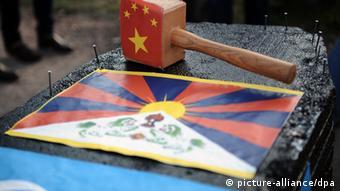 Tibet China Symbolbild