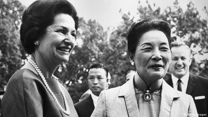 Chiang Kai-Shek Präsident ROC China (Getty Images)