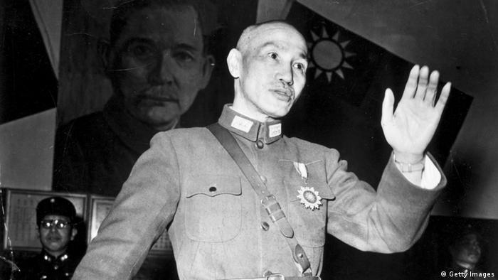 Chiang Kai-Shek Präsident ROC China