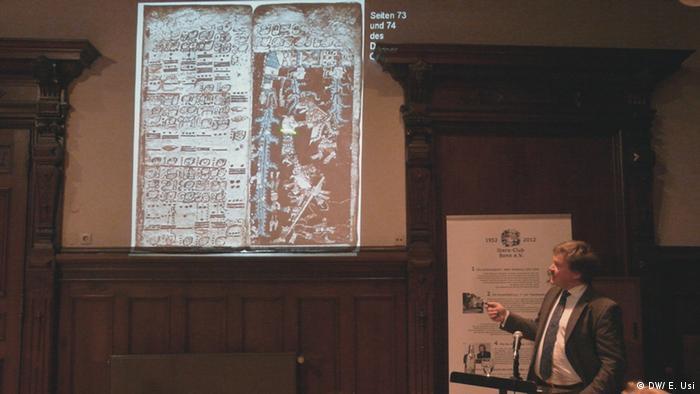 IberoClub Bonn e.V. Prof. Dr. Nikolai Grube