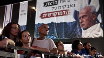 Israel Gedenken Jahrestag Todestag Jitzchak Rabin