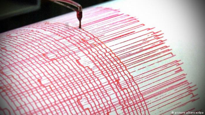 Gambar ilustrasi gempa