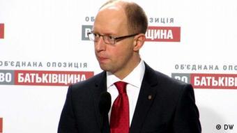 Арсеній Яценюк претендувможе претендувати на роль лідера опозиції. Поки Тимошенко у тюрмі