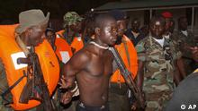 Guinea Bissau Pansau N'Tchama Verhaftung