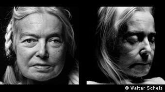 Edelgard Clavey (Foto: Walter Schels) !!! VERWENDUNG NUR FÜR DIESE GALERIE/ARTIKEL Stefan Dege !!!