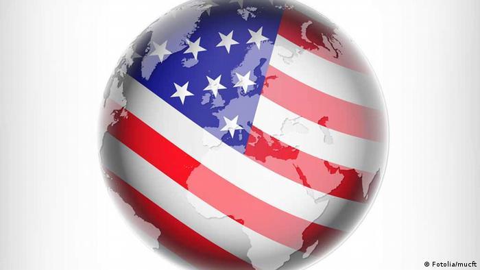Symbolbild zur Aussenpolitik der USA Fotolia/mucft