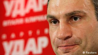 Віталій Кличко поки не коментує свої президентські амбіції