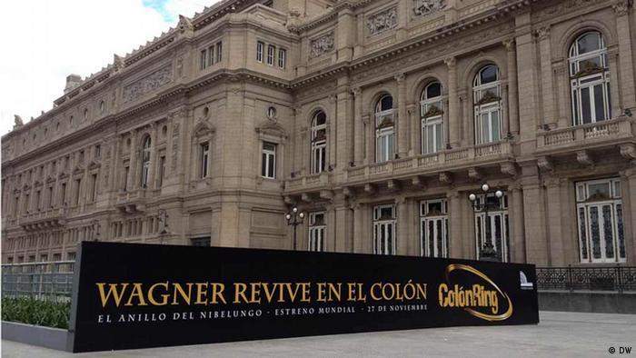 Buenos Aires Teatro Colón