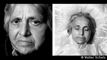 Gerda Strech (Foto: Walter Schels) !!! VERWENDUNG NUR FÜR DIESE GALERIE/ARTIKEL Stefan Dege !!!