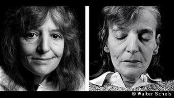 Ursula Appeldorn (Foto: Walter Schels) !!! VERWENDUNG NUR FÜR DIESE GALERIE/ARTIKEL Stefan Dege !!!