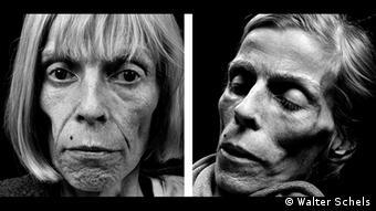 Barbara Gröne (Foto: Walter Schels) !!! VERWENDUNG NUR FÜR DIESE GALERIE/ARTIKEL Stefan Dege !!!
