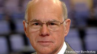 Bundestagspräsident Prof. Dr. Lammert, Grußwort anlässlich des 50. Jubiläums der polnischen Redaktion der Deutschen Welle. Copyriight: Deutscher Bundestag