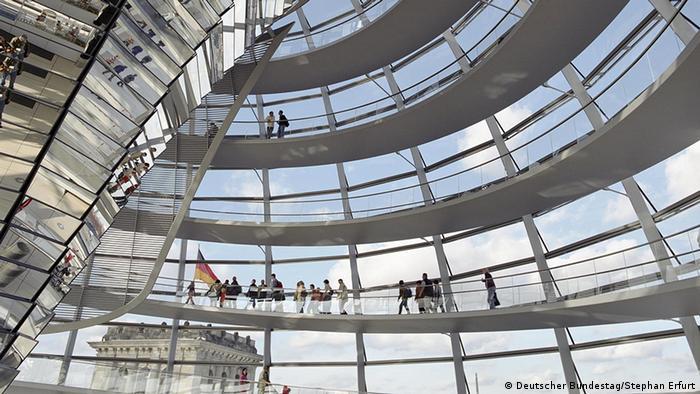 Berlin: Reichstagskuppel temporär geschlossen | DW Reise ...  Berlin: Reichst...