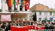 Deutschland Geschichte Kapitel 5 1989 – 1999 Brandanschlag in Solingen