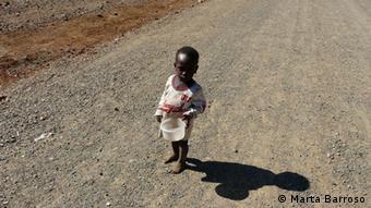 Infecção pulmonar é uma das que mais mata menores de cinco anos em Moçambique...
