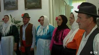Gagausen im Museum von Gagausien
