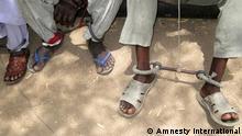 Politische Gefangene im Tschad