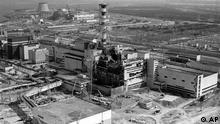 Sowjetunion Ukraine 1989 Atomkatastrophe in Tschernobyl