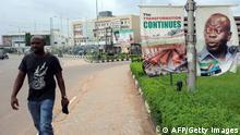 Benin Symbolbild Politik Wahl