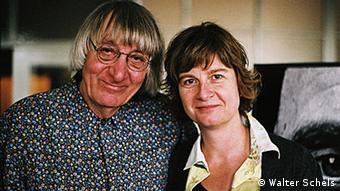 Beate Lakotta und Walter Schels (Foto: Walter Schels)