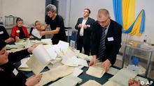 Wahl Ukraine