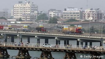 Die Hafenstadt Cotonou im Süden von Benin ist das wirtschaftliche Zentrum des Landes (Foto: Getty Images)
