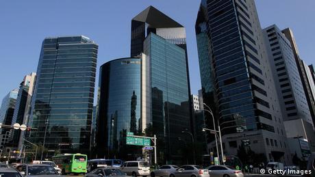 Gangnam Südkorea
