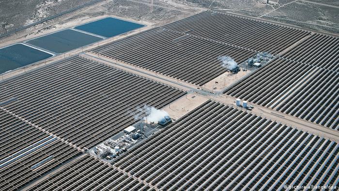 Desertec energy for Europe