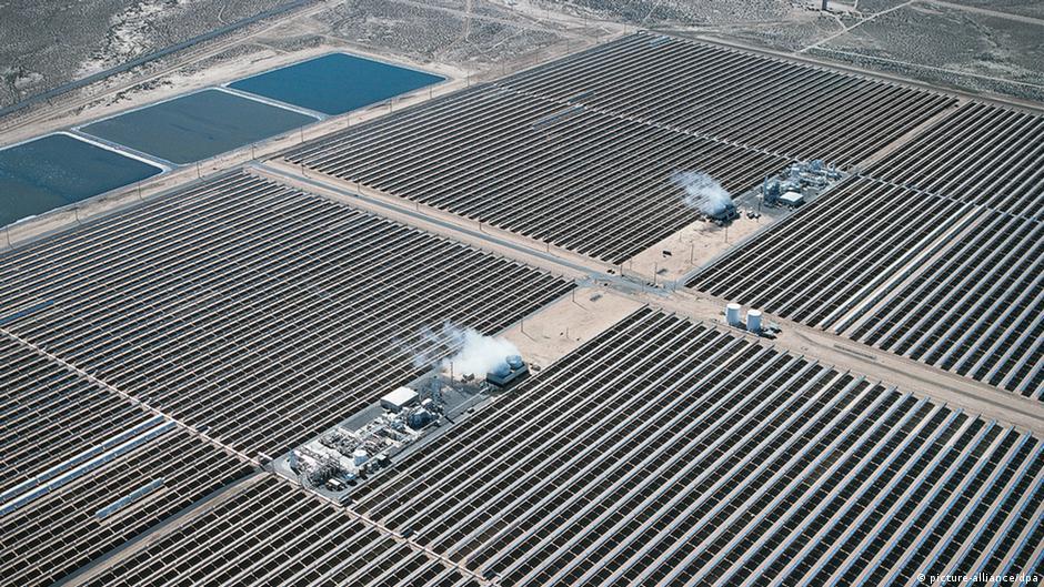 Eon turns its back on Desertec renewables initiative | DW | 11.04.2014