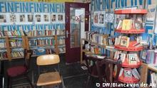 The Institute for Comparative Irrelevance in Frankfurt. Copyright: DW/Bianca von der Au