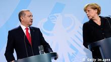 PK Merkel und Erdogan in Berlin