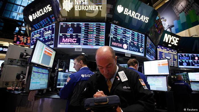 USA Wetter Hurrikan Sandy Ney York Börse wiedergeöffnet