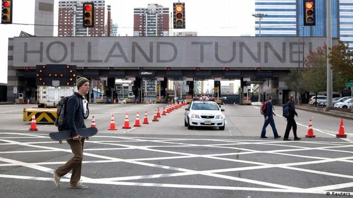 USA New York Leben nach Sandy (Reuters)