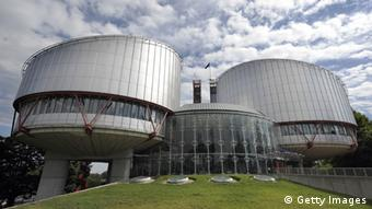 European Court of Human Rights; Photo: JOHANNA LEGUERRE/AFP/Getty Images