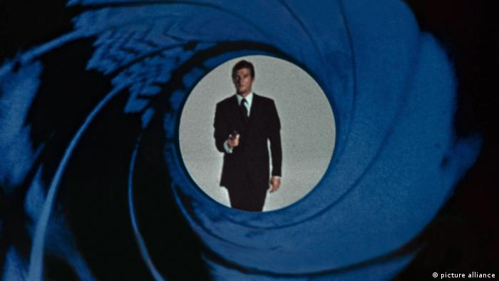 James Bond 007 Intro Live And Let Die (picture alliance)