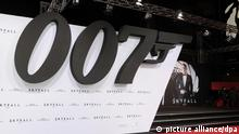 James Bond 007 Skyfall LOGO