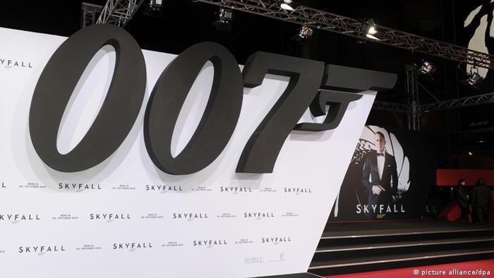 James Bond 007 Skyfall LOGO