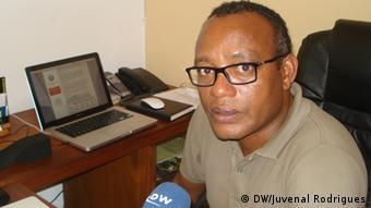 José Cardoso, secretário permanente do Comité santomense da ITIE, vê na Nigéria um aliado importante