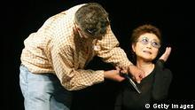 Yoko Ono Cut Piece 2003