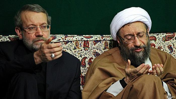 Sadegh Larijani und Ali Larijani