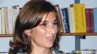 Para a jornalista portuguesa Rita Garcia, é bom ver a reaproximação que se verifica atualmente entre Portugal e as ex-colónias