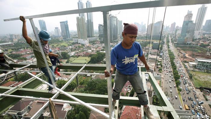 Wirtschaft Wachstum Indonesien