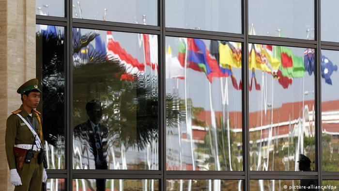 ASEM Konferenz Laos 2012
